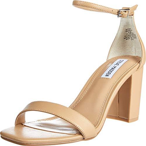 Steve Madden Delrey Heeled Sandal Blush 8 M