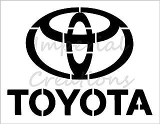TOYOTA Car Truck Auto Logo 8.5