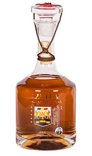 Zetea Transilvania - Tuica | 5 Sterne Zwetschgenschnaps aus Rumänien | 700 ml 50% Vol.