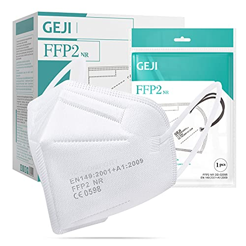 SOYES 20pcs KN95 Masks 5-Layer FFP2 PM2.5 Respiratory Protection...