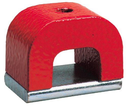 General Tools 370-4 Horseshoe Power Alnico Magnets, 22-Pound Pull