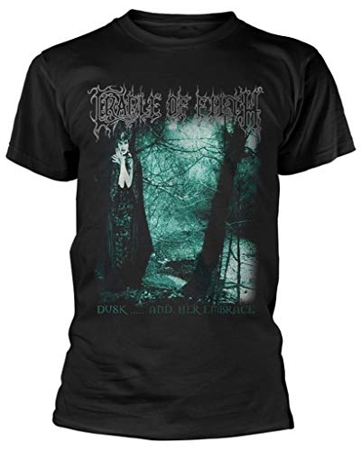 Cradle of Filth 'Dusk and Her Embrace' T-Shirt (Large)