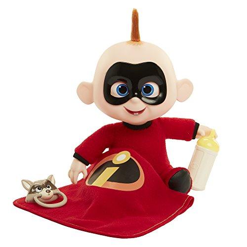 Incredibles Baby Jack Jack con Accesorios 30 cm
