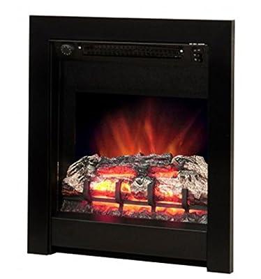 BeModern Athena Electric Fire-Black 514mm
