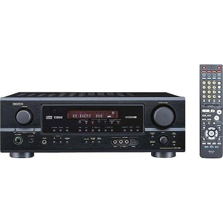 DENON AVR-1905 Home Theater AV Receiver with Dolby Digital EX DTS-ES ProLogic IIx
