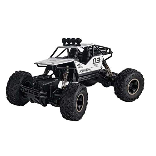HSD 1:18 juguete para coche todoterreno teledirigido truco SUV Drift coche conducción para adultos y niños juguetes de vacaciones regalos