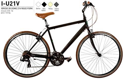 Cicli Puzone Bici Ibrida I-U21V
