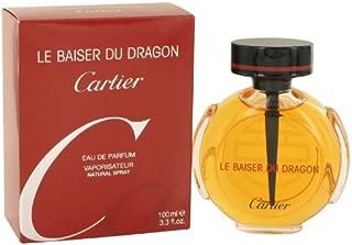 Le Baiser Du Dragon by Çártíér for Women Eau De Parfum Spray 3.3 oz