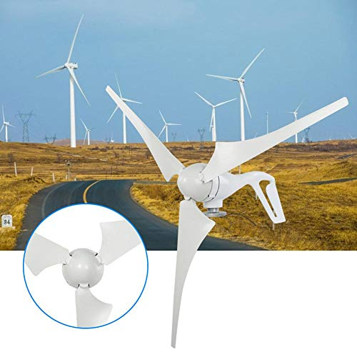 Windturbine generator, NE-400S3 400W 24V 3PCS 630mm windmessen vermogen windmolen driefasige permanente magneet AC generator