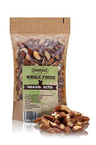 Chandra Aliments Complets – Noix du Brésil