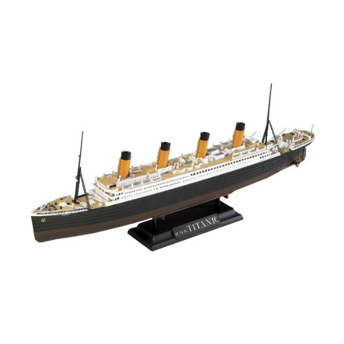 Academy Boat Model Building Kit, R.M.S. Titanic Centenary Edition