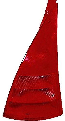 Iparlux 16227532 – Piloto Trasero Derecho, Sin Portalámparas, Rojo