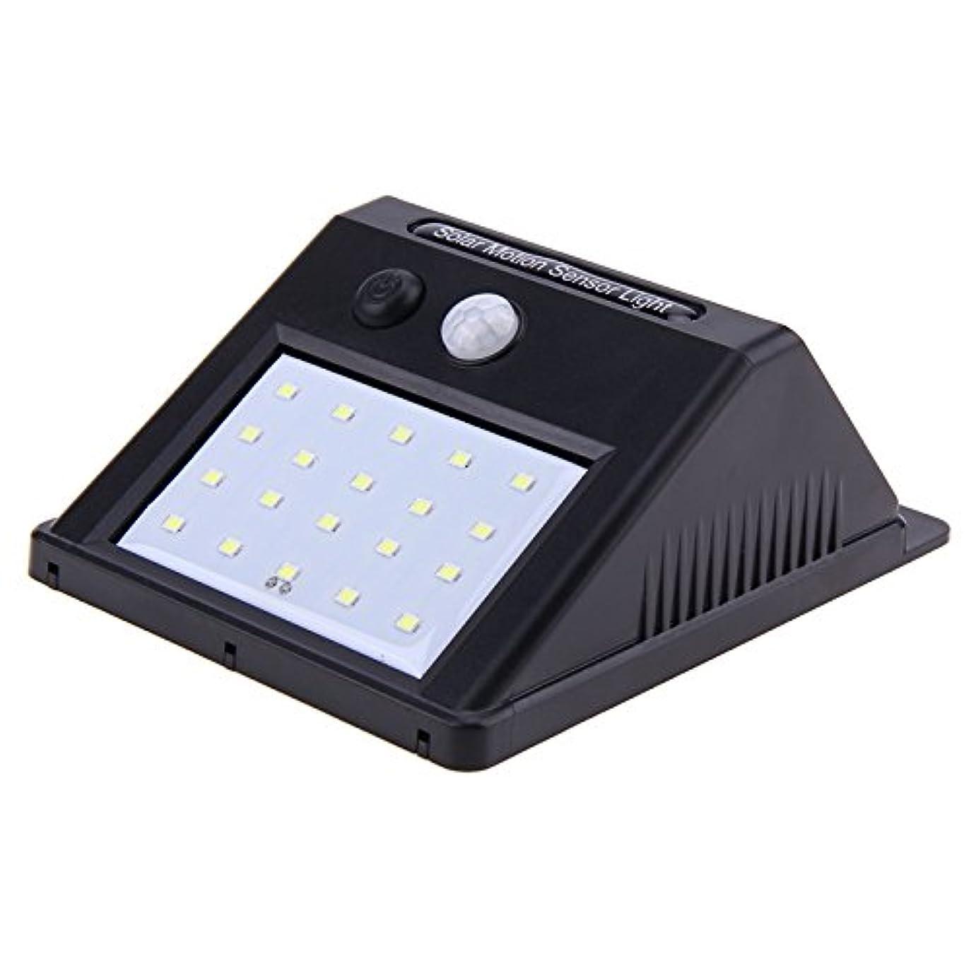家事座るつぶすセンサーライト 人感ソーラーライト 知能モード 太陽発電 屋外照明