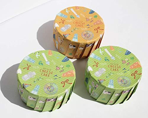 横浜ハイカラ おまとめ3個セット チーズケーキ スイーツ缶