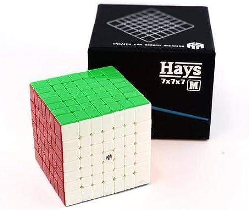 promociones emocionantes Yuxin Püküa Hays M Magic Cube 7x7x7 7x7x7 7x7x7 Magnetic Version for Speedcube  elige tu favorito