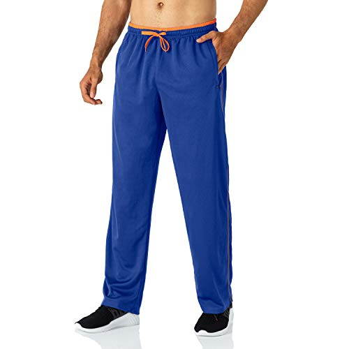 Butrends Jogginghose Herren Sporthose lang mit Reißverschlusstaschen Trainingshose Fitness Schnell Trocknende Hose