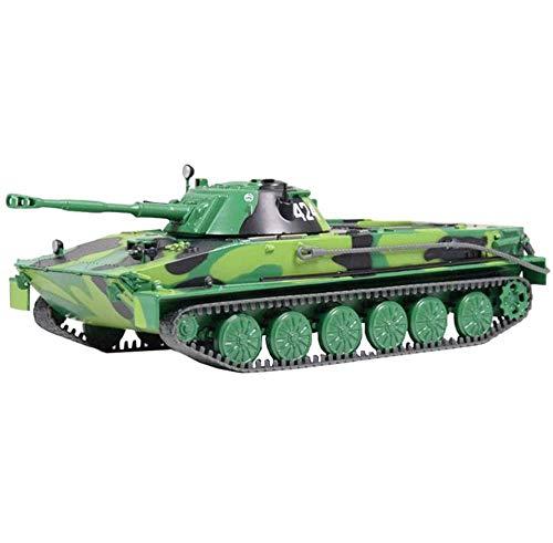 CMO Panzer Modelle Metall 1:43, PT-76 Amphibienpanzer UDSSR 1947, Druckguss Militär Tank, Kinderspielzeug und...