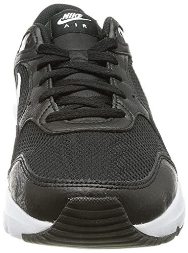 Nike Air MAX, Zapatillas Hombre, Negro, 45 EU