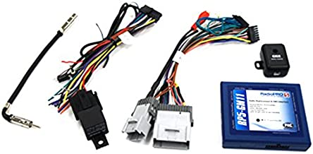 PAC RP5-GM11 Radio Replacement Interface With Built-In OnStar Retention/Steering Wheel Control Retention/Navigation Outputs for Select GM Class II Vehicles