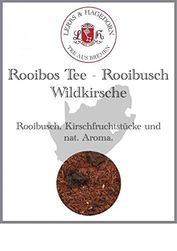 Rooibos Tee - Rooibusch Wildkirsche 1kg