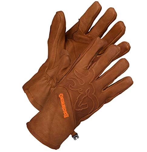 Browning Glove, Shooters,Tan,XL