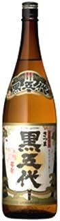 山元酒造 黒五代 芋焼酎 瓶 25度 [ 焼酎 鹿児島県 1800ml ]