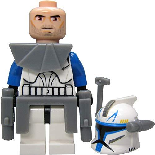 LEGO Captain Rex (Clone Wars) Star Wars Minifigure 2 Inch Minifigure