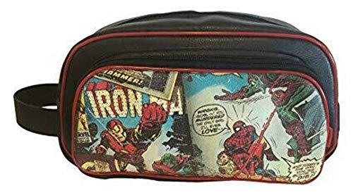 Marvel Official Retro Toiletry Bag