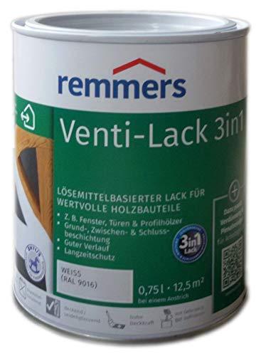 Remmers Venti Decklack - weiß 750ml