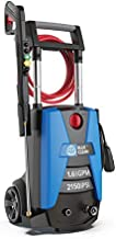 AR Blue Clean BC383HSS 2150 PSI Electric Pressure Washer, New & Improved