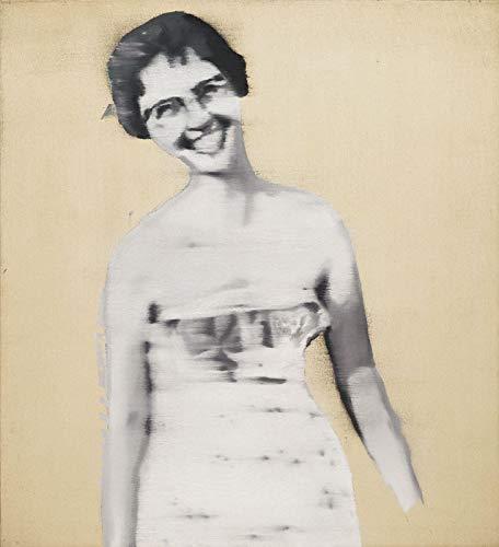 Gerhard Richter Helen - Film Filmplakat - Beste Print Kunstdruck Qualität Wanddekoration Geschenk - A4 Poster (11.7/8.3 inch) - (30/21 cm) - GLÄNZEND dickes Fotopapier