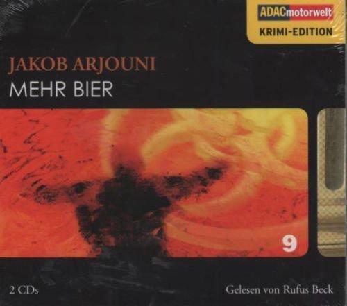 HB-0025 # Jakob Arjouni Mehr Bier 2 AudioCDs