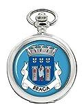 Braga (Portugal) Full Hunter reloj de bolsillo