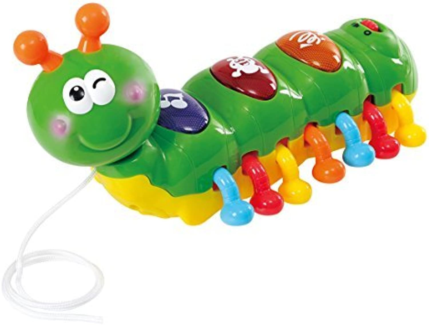 PlayGo Giggle Caterpillar by PlayGo