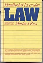 Handbook of everyday law