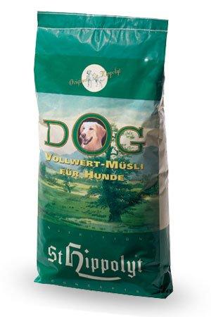 St. Hippolyt Dog Vegetarisch 15 kg