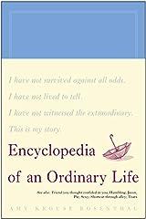 Encyclopedia of an Ordinary Life: A Memoir Kindle Edition