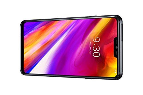 LG G7 ThinQ LM-G710EMW 64GB/4GB (Factory Unlocked) - GSM ONLY, NO CDMA - No Warranty in the USA (Black)