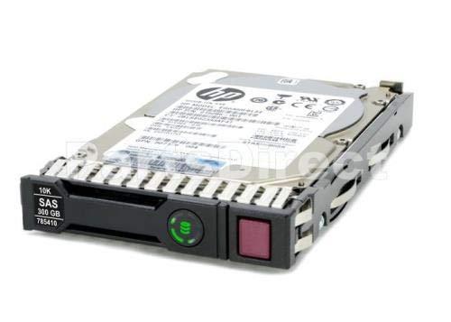 Preisvergleich Produktbild HPE Ersatzteil 300GB HDD 10K 6G Hot Plug 6, 4cm 2, 5Zoll SAS DP SC Part 785067-B21 (S)