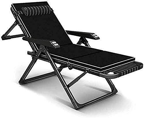 Tumbona reclinable silla de jardín plegable silla de jardín al aire libre sillas de cubierta interiores tumbona de jardín ligero