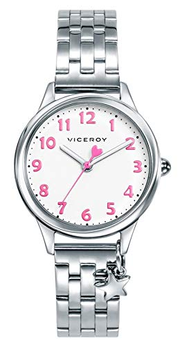 VICEROY - Pack Reloj Acero Brazalete Niña Sweet Va - 461130-05