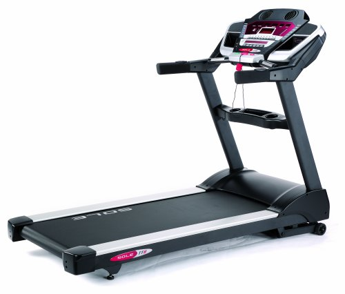 Sole TT8 Treadmill (2009-2010 Model, DISCONTINUED)