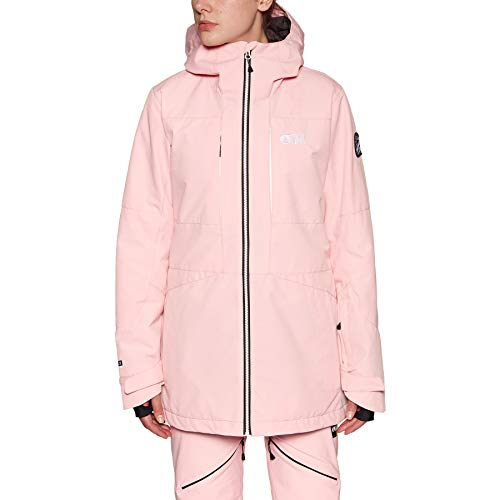 Picture Organic Apply Snow Jacket Small Pink