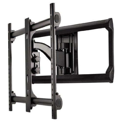 Sanus Systems TV muurbeugel, fullmotion, voor 94-165 cm (37-65 inch) televisie, max. 68 kg, zwart