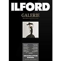 イルフォード インクジェット用紙 スムースコットンソノラ 厚手 マット A4 25枚ILFORD GALERIE Smooth Cotton Sonora ギャラリー ファインアート コットン 433220