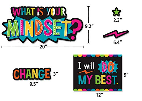 Teacher Created Resources What is Your Mindset? Bulletin Board (TCR8882) Photo #2