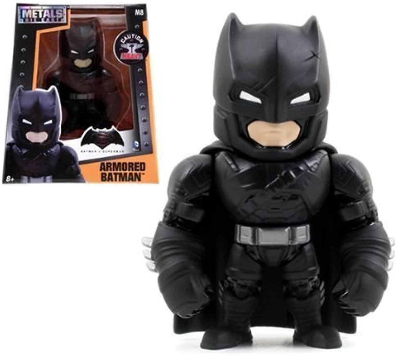 New Batman V Superman - 4 Metal DieCast (Die-Cast) ARMGoldt BATMAN ALTERNATE VERSION Action Figures By Jada Toys by Jada