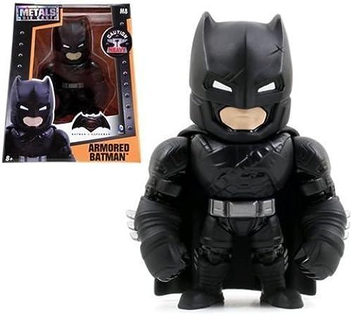 grandes ahorros New New New Batman V Superman - 4 Metal DieCast (Die-Cast) ARMorojo BATMAN ALTERNATE VERSION Action Figures By Jada Toys by Jada  marca
