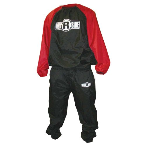 Ringside Super Nylon Sweat Suit (Large)