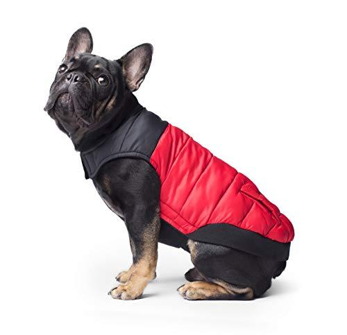 Canada Perros cp01286Summit Stretch Vest Red 20Perros Mantel